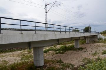 Изграждане на ЖП линия и мост над река Канаклийка