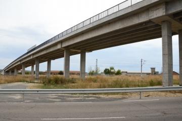 Изграждане на ЖП линия и надлез за село Генералово