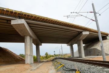 Изграждане на ЖП мост на ЖП линията Свиленград-Любимец